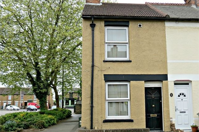 Thumbnail End terrace house for sale in Merton Road, Watford, Hertfordshire