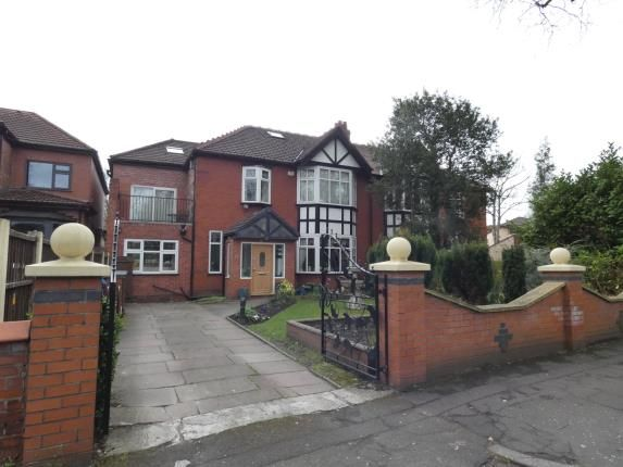 Thumbnail Semi-detached house for sale in Wilbraham Road, Chorlton-Cum-Hardy, Manchester
