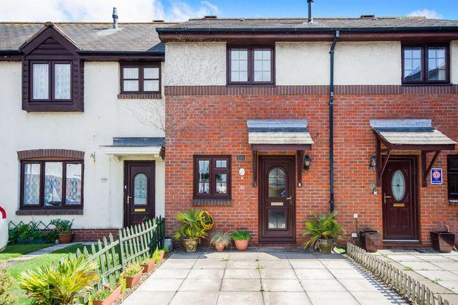 Thumbnail Terraced house for sale in Vallis Close, Baiter Park, Poole