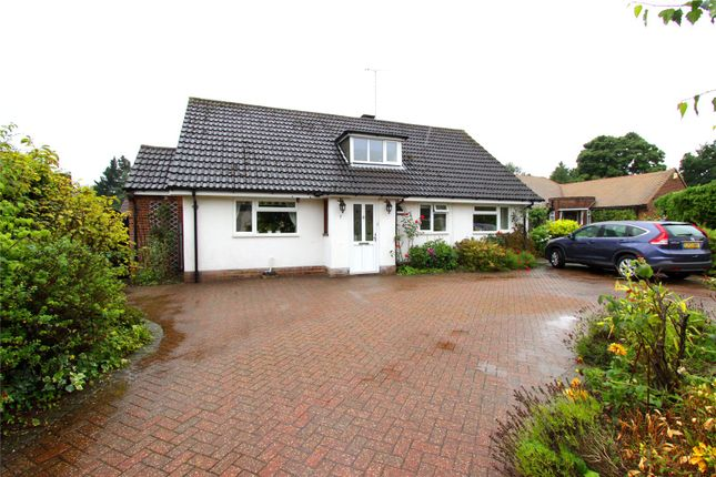 Thumbnail Detached bungalow for sale in Langwood Gardens, Watford