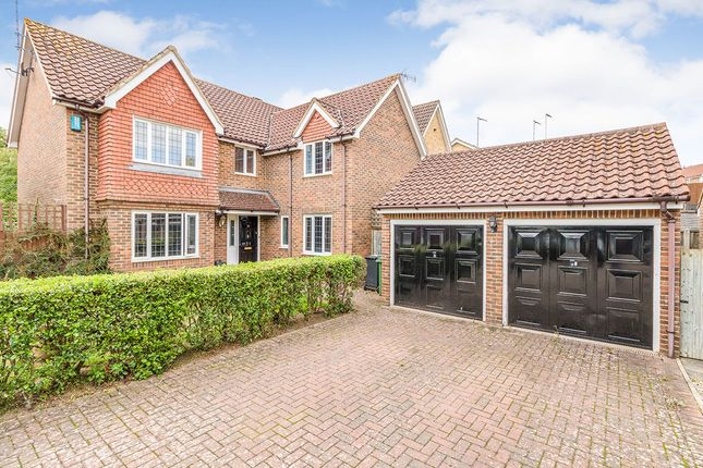Thumbnail Detached house to rent in Discovery Road, Bearsted, Maidstone
