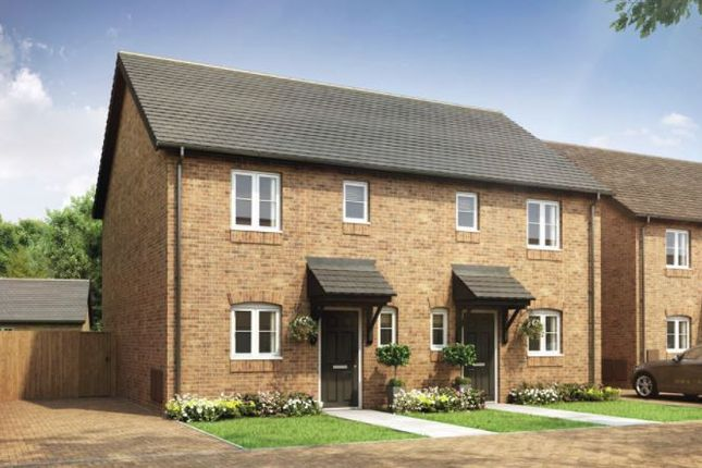 Thumbnail Semi-detached house for sale in Armscote Road, Newbold-On-Stour, Warwickshire