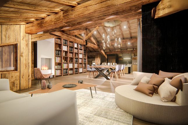 Apartment for sale in Demi Quartier, French Alps, France