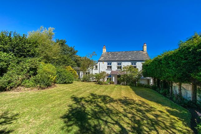 Thumbnail Detached house for sale in Chilsworthy, Holsworthy