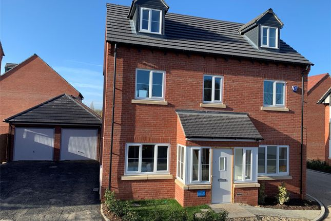 Thumbnail Detached house for sale in Orchard House, New Dawn View, Gloucester