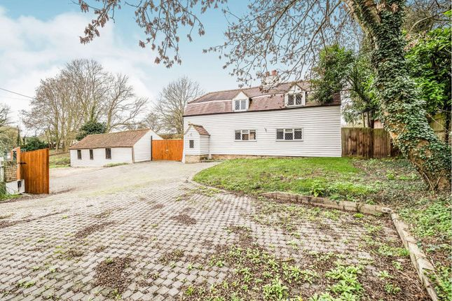 Thumbnail Detached house for sale in Noak Hill Road, Romford