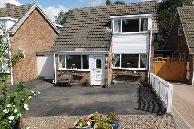 Thumbnail Bungalow for sale in Appleby Glade, Castle Gresley