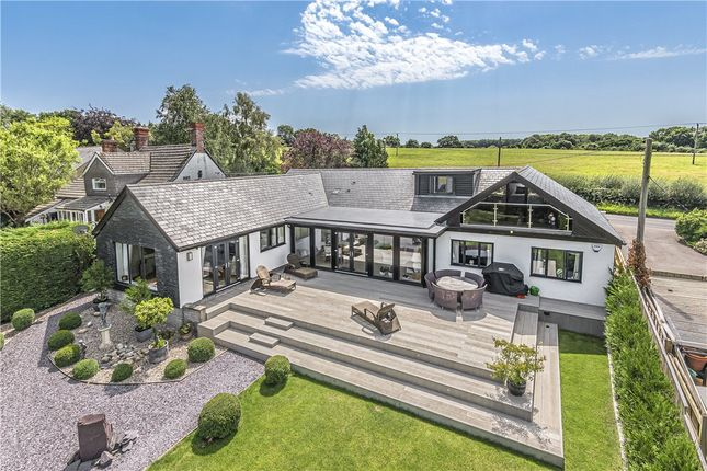 Thumbnail Detached house for sale in Bittles Green, Motcombe, Shaftesbury, Dorset