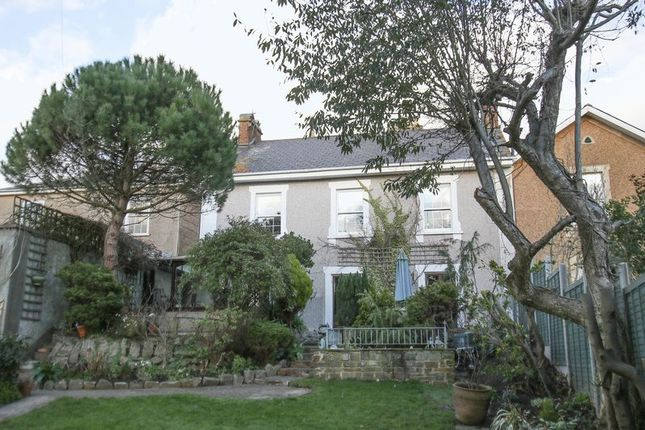 Thumbnail Semi-detached house for sale in Copse Road, Clevedon