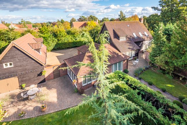 Thumbnail Detached house for sale in Long Thurlow, Badwell Ash, Suffolk