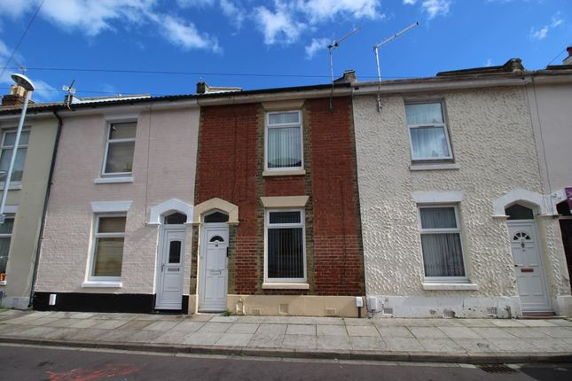 3 bed terraced house for sale in Beatrice Road, Southsea