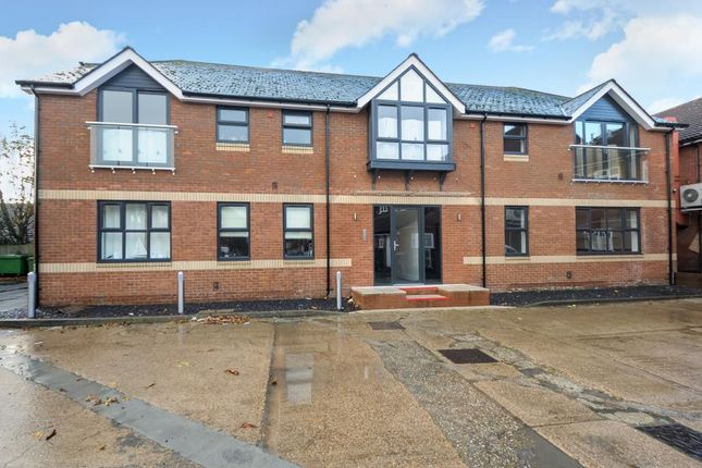 Thumbnail Flat to rent in Terrace Road South, Binfield