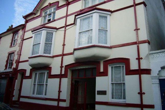 Thumbnail Flat to rent in Buttgarden Street, Bideford, Devon
