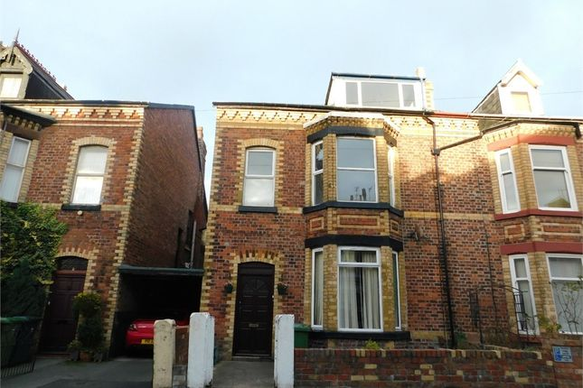 Thumbnail Flat to rent in Regent Road, Crosby, Liverpool