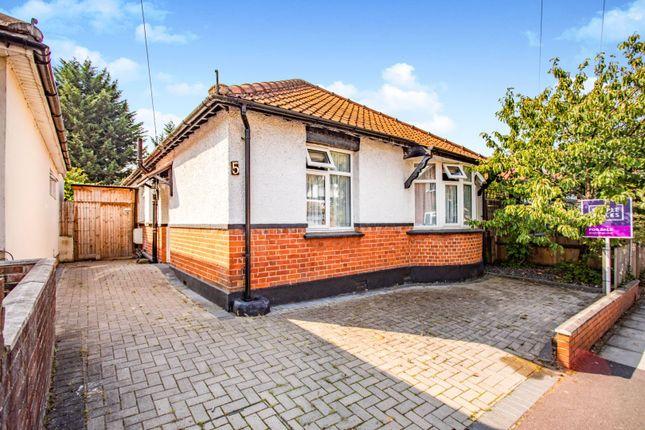 Thumbnail Detached bungalow for sale in Derby Road, Uxbridge