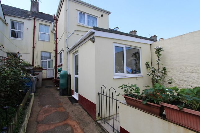 Thumbnail Terraced house for sale in Clarence Road, Torpoint