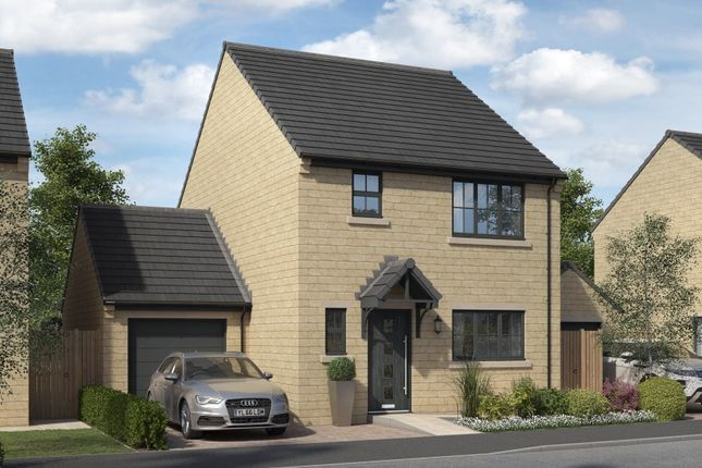 Thumbnail Detached house for sale in Ash Grove, Ripon