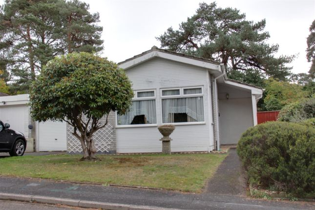 Thumbnail Detached bungalow for sale in Ambleside, Christchurch