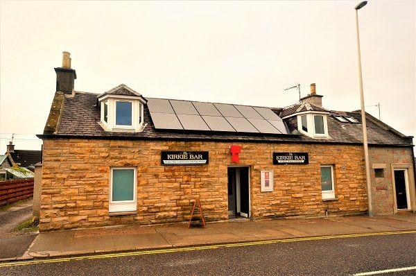 Thumbnail Pub/bar for sale in Main Street, New Elgin, Moray