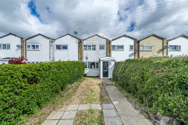 Thumbnail Terraced house for sale in Winston Road, Strood