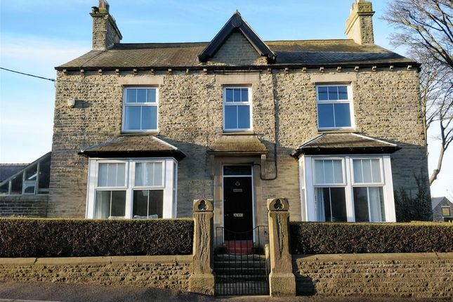 4 bed detached house for sale in Front Street, Castleside, Consett.