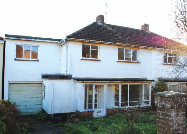Thumbnail Flat for sale in 12 Anderson Road, Bishopdown, Wiltshire