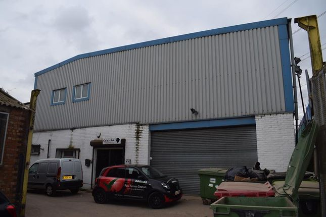 Thumbnail Light industrial for sale in Unit 1A Stonehill Business Park, Rivermead Road, Upper Edmonton, London