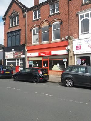 Thumbnail Retail premises to let in 20 Christchurch Street, Fenton, Stoke On Trent, Staffs
