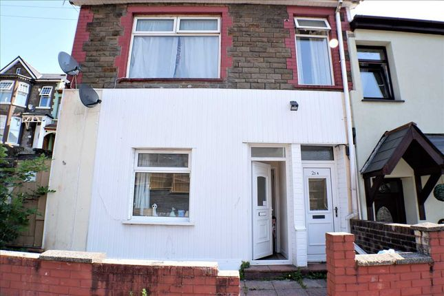 Thumbnail Flat for sale in Berw Road, Tonypandy