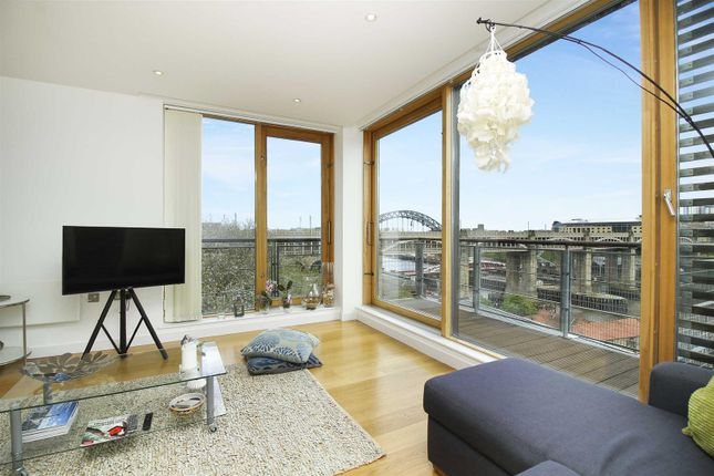 Thumbnail Flat for sale in Clavering Place, Newcastle Upon Tyne