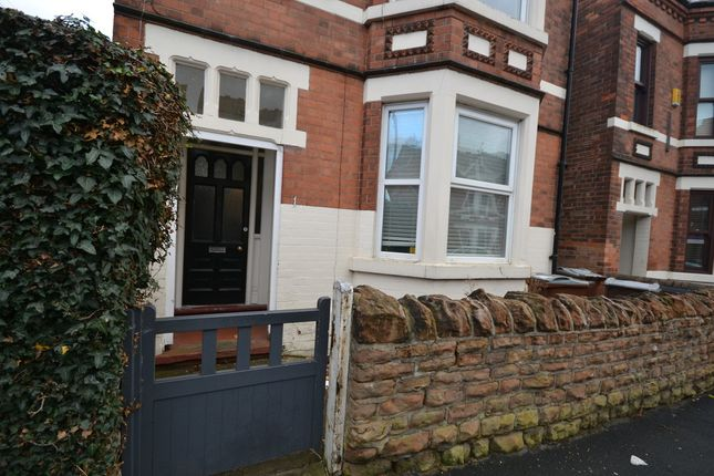 Thumbnail End terrace house to rent in Dunlop Avenue, Lenton, Nottingham