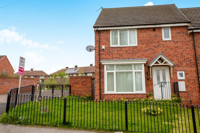 Cedar Avenue, Mexborough S64