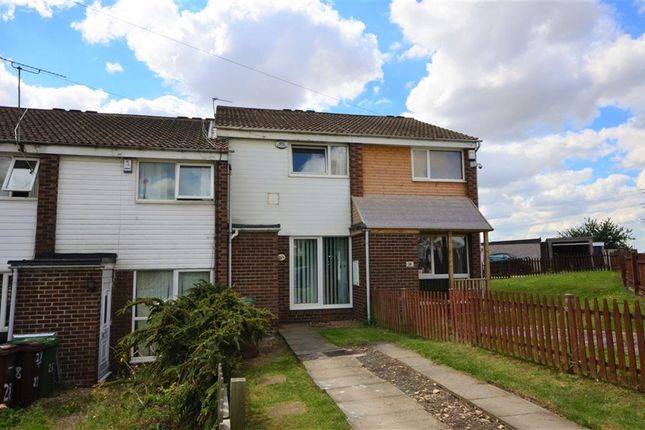 Thumbnail Town house to rent in Mill View, Knottingley
