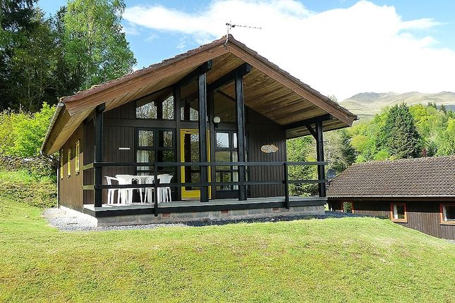 Thumbnail Lodge for sale in Loch Tay Highland Lodges, Killin