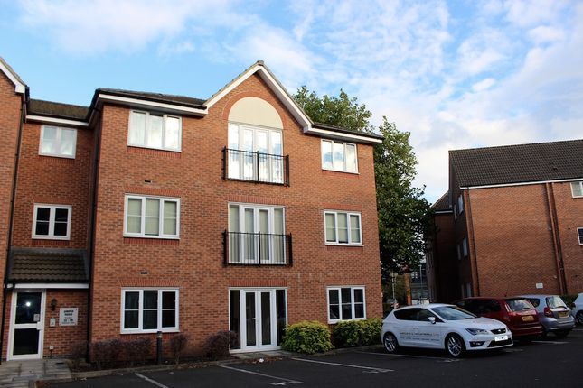 Thumbnail Flat to rent in Hassocks Close, Beeston