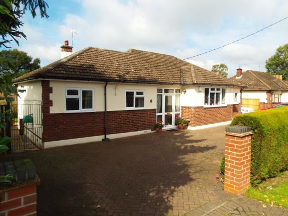 Thumbnail Bungalow for sale in Cromwell Lane, Coventry