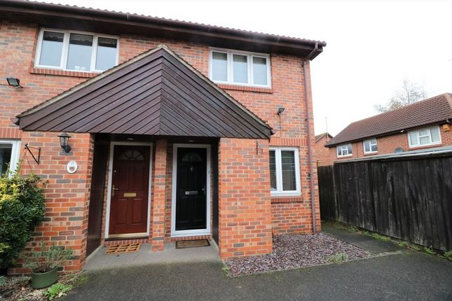 Thumbnail End terrace house to rent in Davis Road, Chafford Hundred, Grays