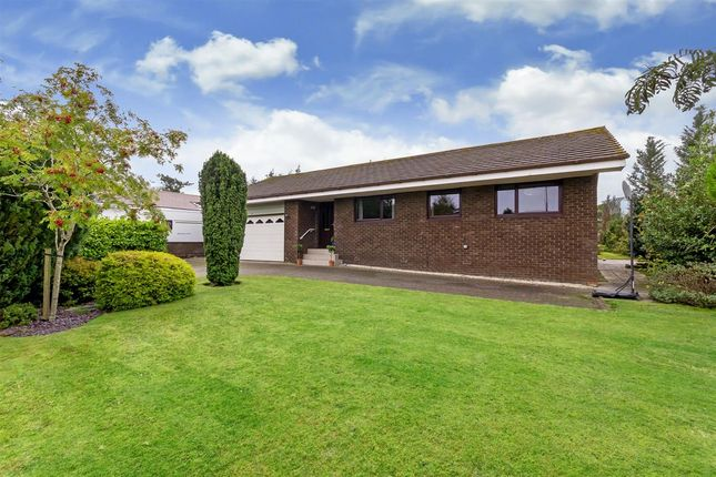Thumbnail Bungalow for sale in Murieston Court, Murieston, Livingston