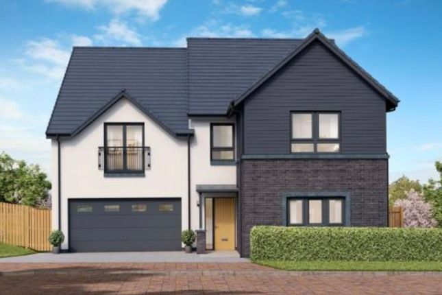Thumbnail Detached house for sale in Highfield Park, The Drum, Boness