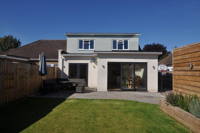 Thumbnail Semi-detached bungalow for sale in Southwold Crescent, Benfleet