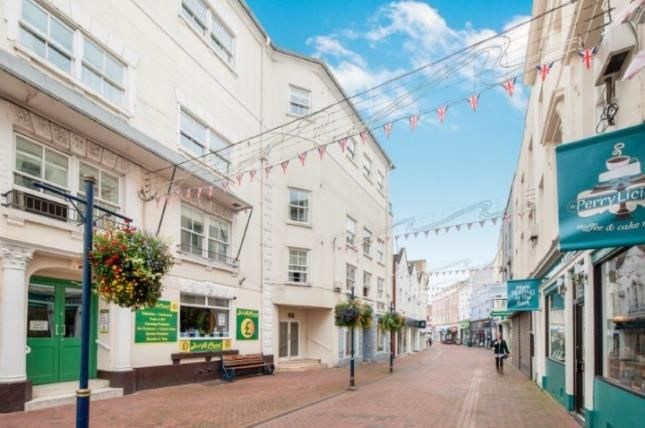 Thumbnail Flat for sale in Bank Street, Teignmouth, Devon