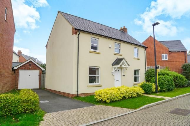 Thumbnail Detached house for sale in Batt Close, Almondsbury, Bristol, Gloucestershire