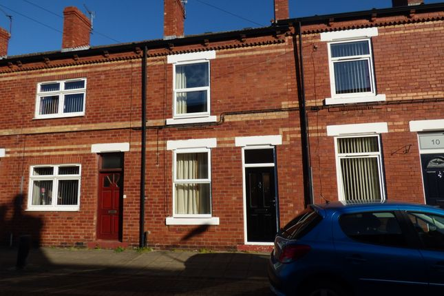 Thumbnail Terraced house to rent in Walden Street, Castleford