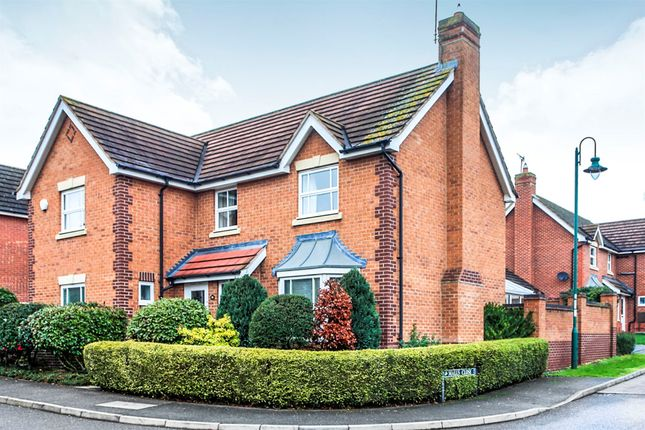 Thumbnail Detached house for sale in Malus Close, Hampton Hargate, Peterborough