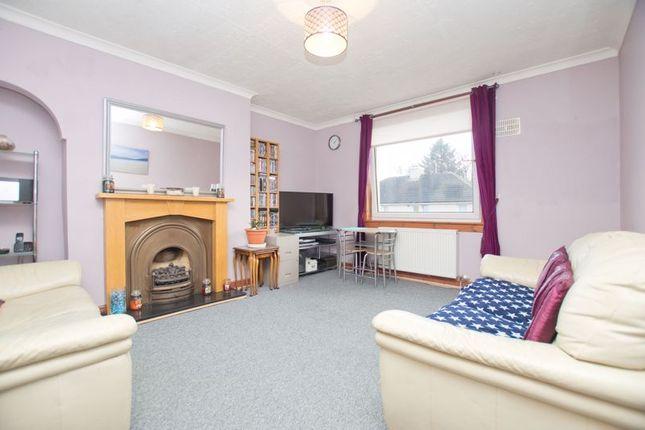 Lounge of Inzievar Terrace, Mount Vernon, Glasgow G32