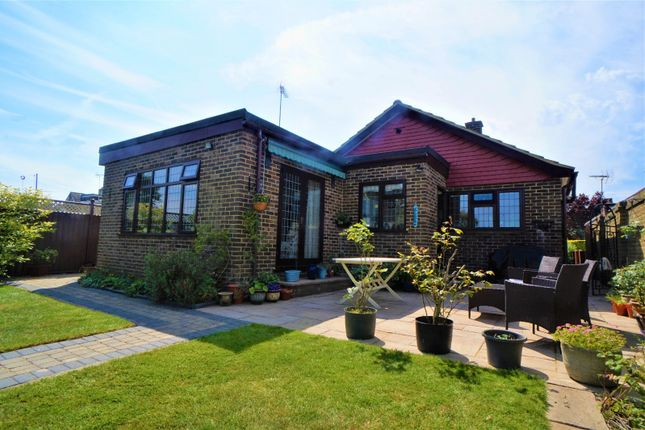 Thumbnail Detached bungalow for sale in Ladyclose Avenue, Cliffe Woods, Rochester