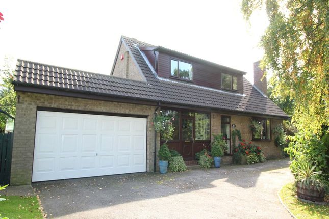 Thumbnail Detached house for sale in Kingsway, Nettleham, Lincoln