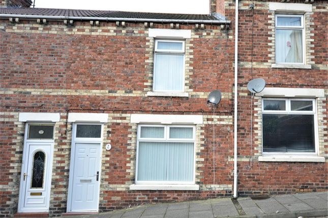 2 bed terraced house to rent in Stanley Street, Close House, Bishop Auckland DL14
