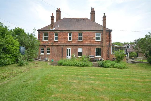 Thumbnail Detached house for sale in Fittleworth Road, Wisborough Green, Billingshurst, West Sussex