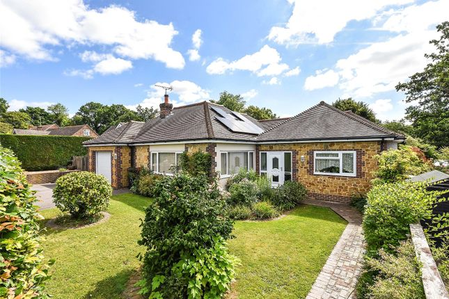 Thumbnail Bungalow for sale in Orchard Dell, West Chiltington, Pulborough, West Sussex